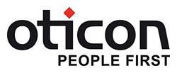 Oticon Hearing Aids Logo