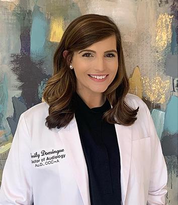 Emily Domingue Au.D. CCC-A Doctor of Audiology